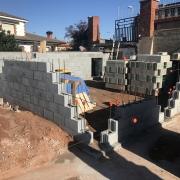 Muros de cimentación