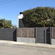 Muro fachada