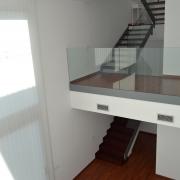 Doble espacio interior