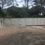 Construcción post derribo