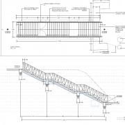 Plano C1413 escaleras