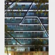 Edificio Travessera Fachada