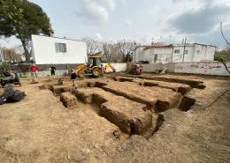 Excavación cimentación